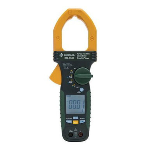 Picture of 1000 AMP AC + DC True RMS Clamp Meter - Calibrated