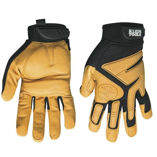Picture of Journeyman Leather Gloves, Medium