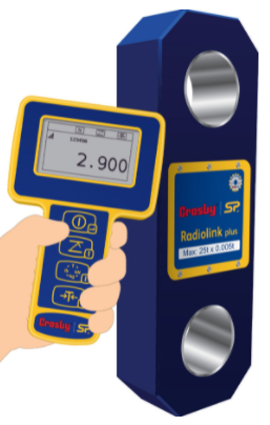 Picture of Wireless Dynamometer